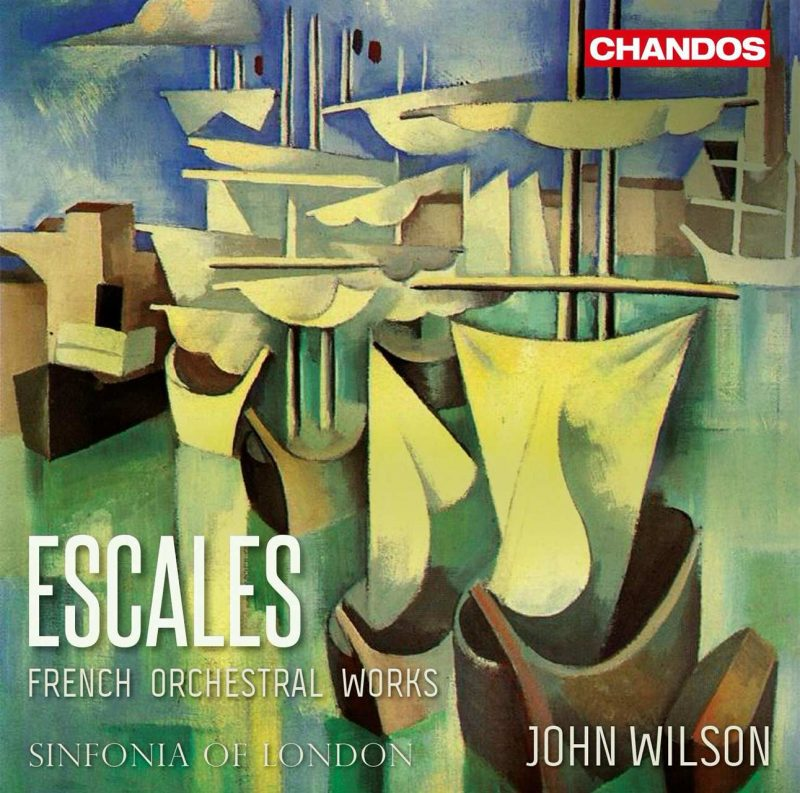 Escales – French Orchestral Works