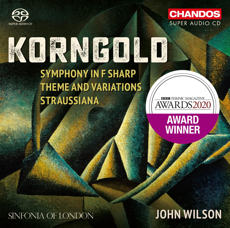 Korngold – Symphony in F sharp