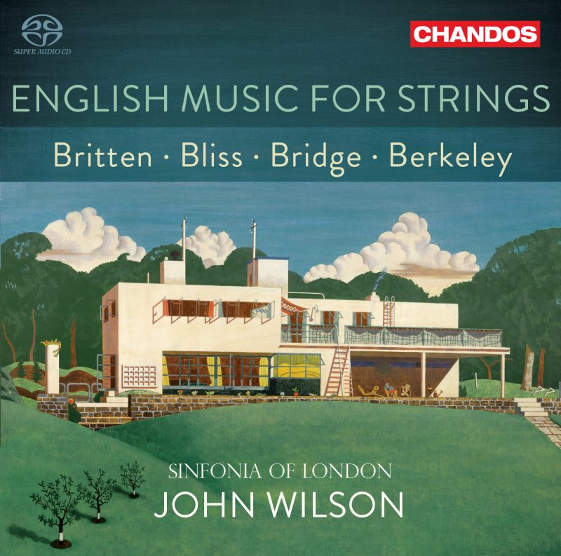 English Music for Strings: 'this is thrilling'
